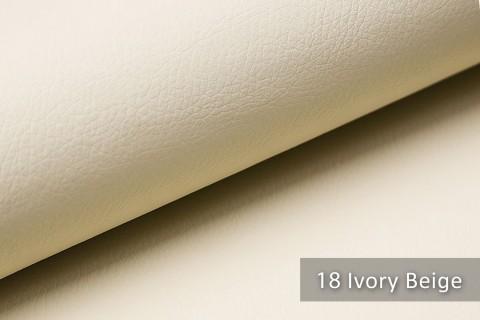 novely® SOLTAU – weiches Kunstleder in Echtleder-Optik | Farbe 18 Ivory Beige