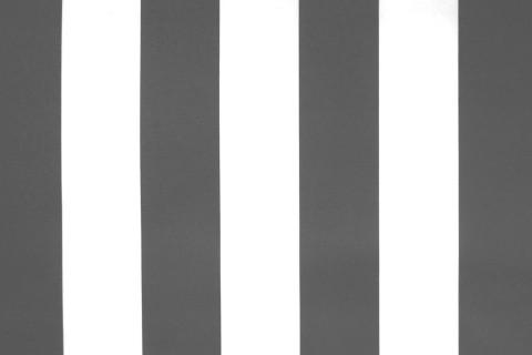 novely® SUNRISE 420D Polyester Stoff | UV-beständig* | Farbe W-06 Weiß-Grau