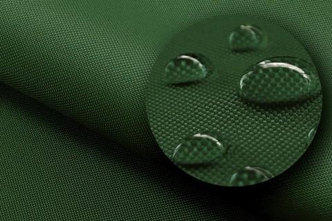 novely® SUNSET 420D Polyester Stoff | Farbe 32 Dunkelgrün