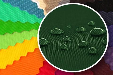 novely® SUNSET 420D Polyester Stoff | UV-beständig | Farbe 32 Dunkelgrün