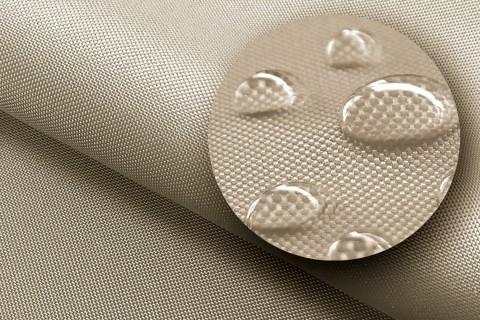 novely® SUNSET 420D Polyester Stoff | Farbe 34 Dunkel Beige