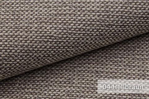 novely® SUTRUM Webstoff | Polsterstoff | Farbe 04 Hellbraun