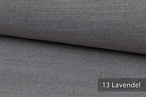 novely® exquisit TERRINO RECYCLING Polsterstoff | Möbelstoff schwer entflammbar | 13 Lavendel
