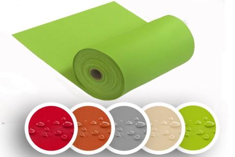 novely® OXFORD 600D Polyester PVC | 42-44 cm | 50 Meter ROLLE | 19 Kiwi Grün