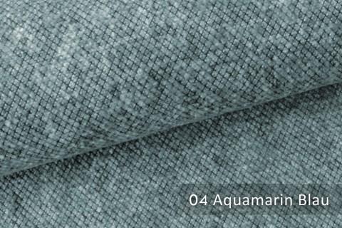 novely® WESSELN – extravaganter Möbelstoff mit Netz-Muster - Velours Polsterstoff | 04 Aquamarin Blau
