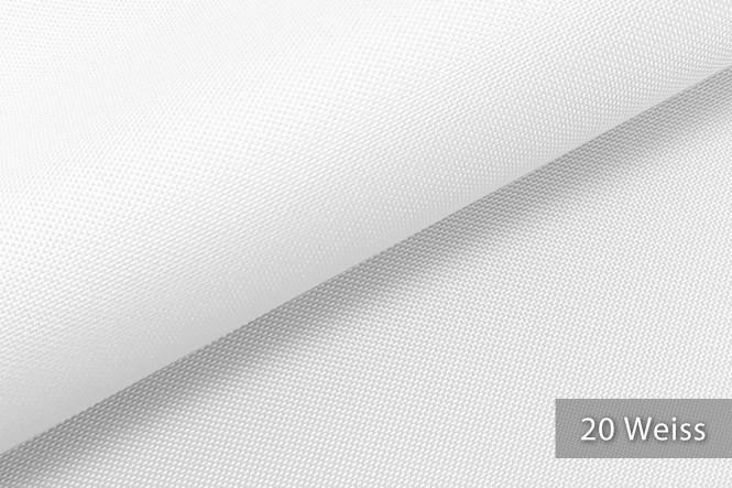 OXFORD PRO - Wasserabweisender Outdoor-Stoff - 20 Weiss