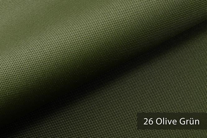 OXFORD PRO - Wasserabweisender Outdoor-Stoff - 26 Olive Grün