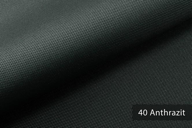 OXFORD PRO - Wasserabweisender Outdoor-Stoff - 40 Anthrazit