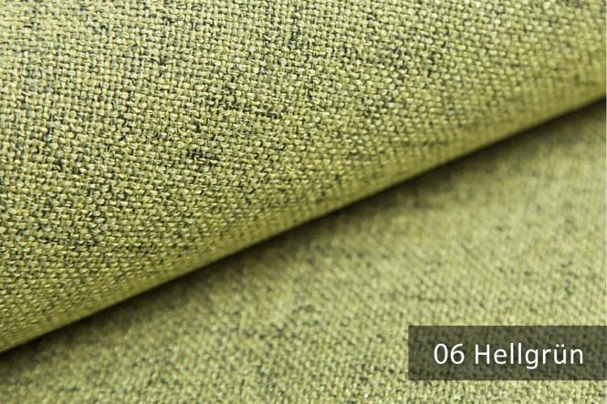 AUEN - Mélange Möbelstoff - 06 Hellgrün