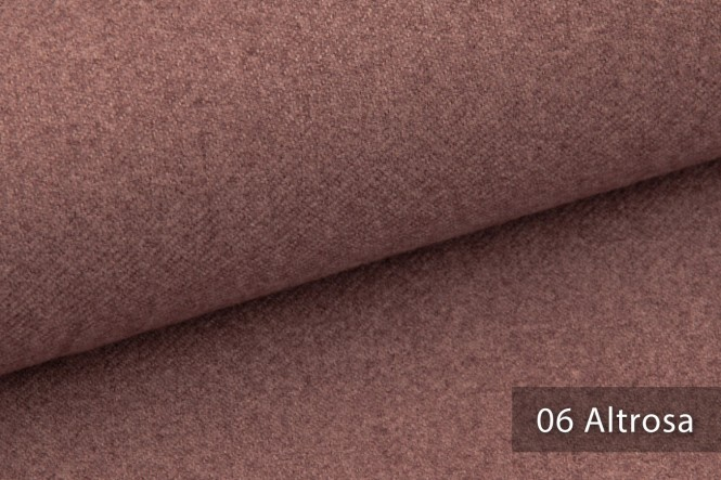 CALMI - Exquisit Möbelstoff - 06 Altrosa