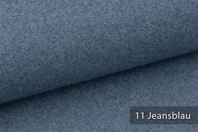 CALMI - Exquisit Möbelstoff - 11 Jeansblau