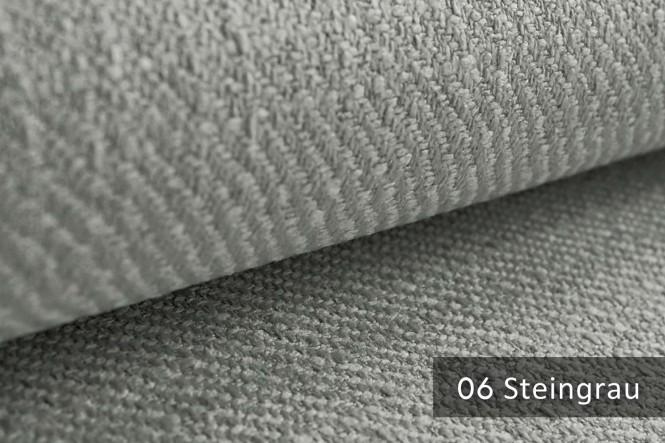 DECORETTO - Exquisit Möbelstoff - 06 Steingrau
