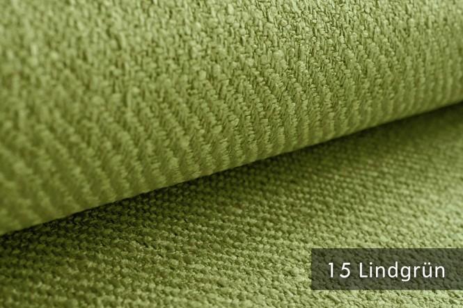 DECORETTO - Exquisit Möbelstoff - 15 Lindgrün