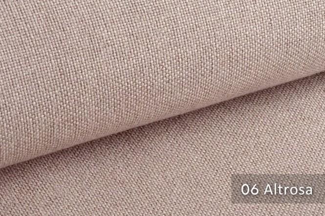 ERFURT - Eleganter Möbelstoff - 06 Altrosa
