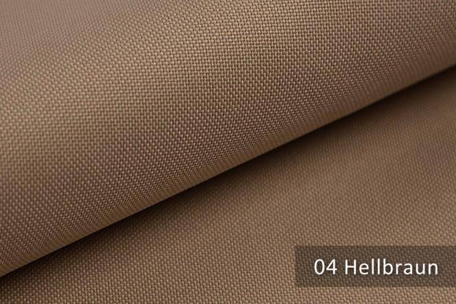 HANAU - Feingewebter Möbelstoff - 04 Hellbraun