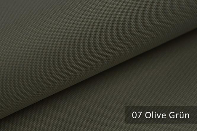 HANAU - Feingewebter Möbelstoff - 07 Olive Grün