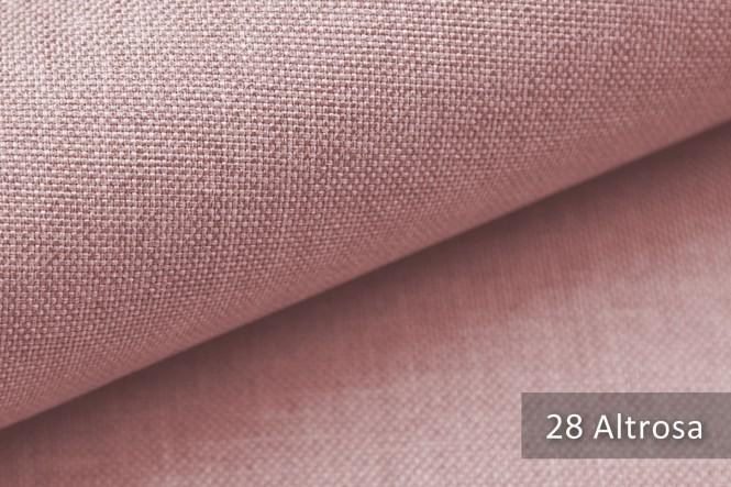 LUSO - Melierter Möbelstoff - 28 Altrosa