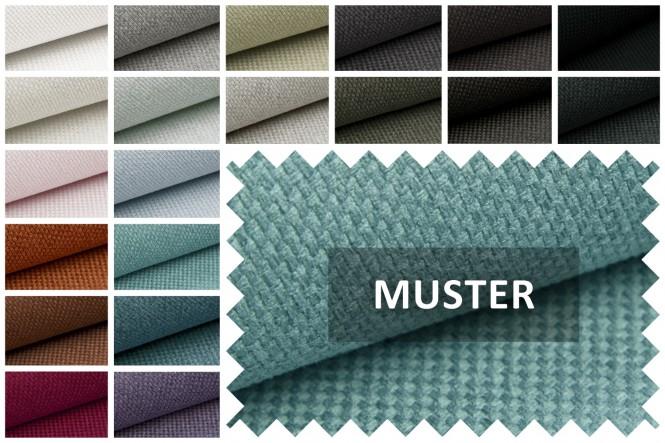 novely® MUSTERSTÜCKE - Möbelstoffe Handwebcharakter