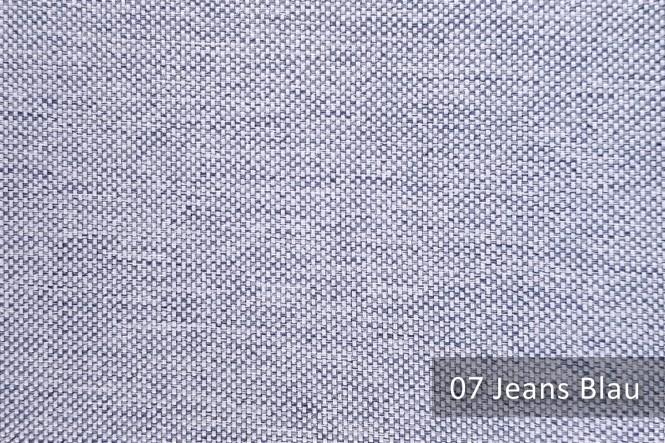 OXFORD 330D - Wasserabweisender Polyesterstoff - 07 Jeans Blau