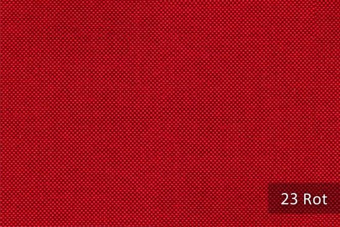 OXFORD 330D - Wasserabweisender Polyesterstoff - 23 Rot