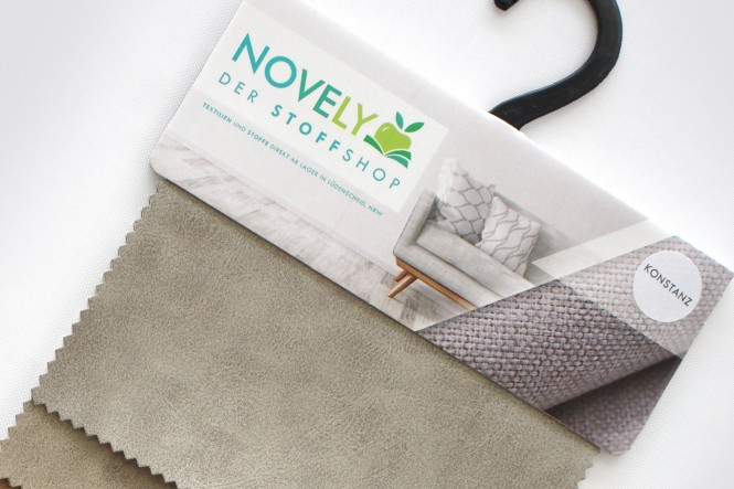 novely® Muster-Farbfächer