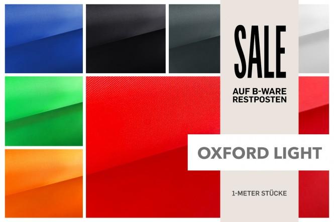 OXFORD LIGHT Outdoor-Stoff | RESTPOSTEN
