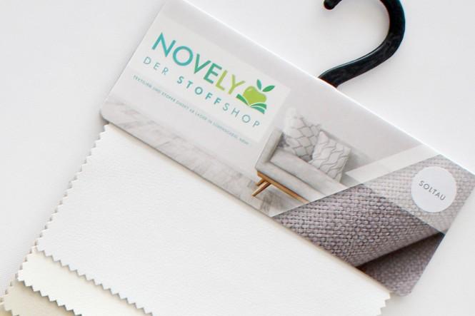 novely® Muster-Farbfächer - SOLTAU