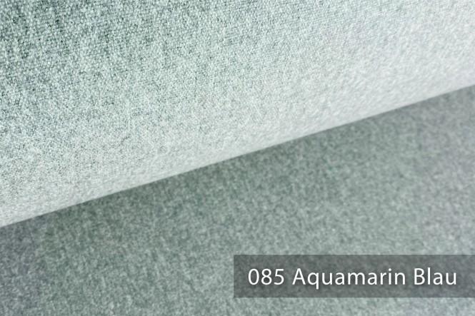 ONTREAL - Möbelstoff in Woll-Optik - 85 Aquamarin Blau