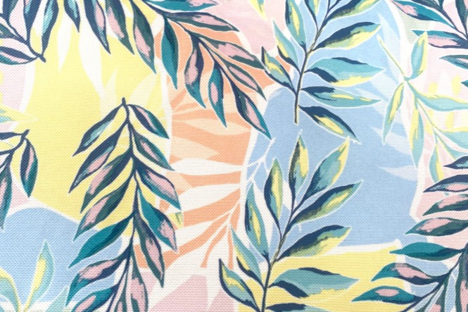 OXFORD 210D - D140 Tropic Pastell