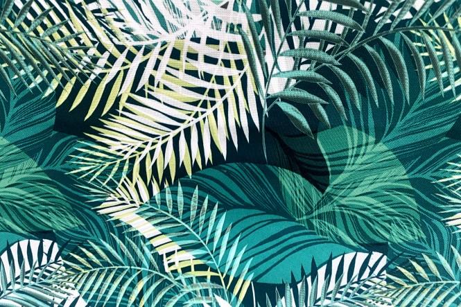 OXFORD 210D - D144 Tropic Palmen Blätter