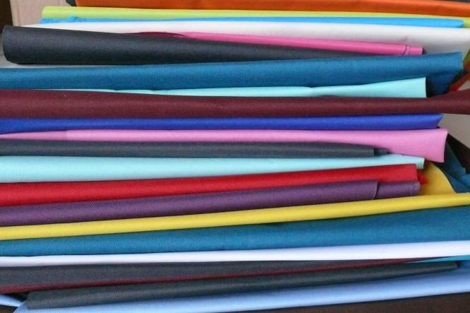 OXFORD 600D Farben-Set | RESTSTÜCKE