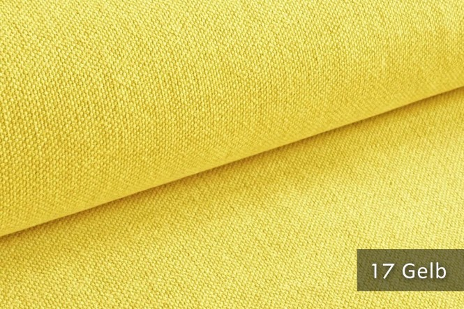 REVELLO - Exquisit Möbelstoff - 17 Gelb