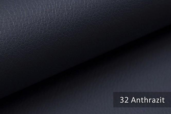 SOLTAU - Weiches Kunstleder - 32 Anthrazit