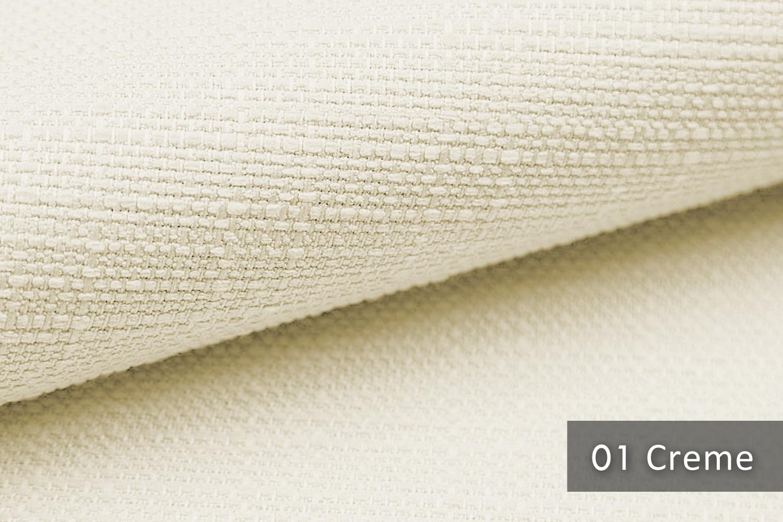 novely gotha leicht grob gewebter polsterstoff m belstoff farbe 01 creme novely. Black Bedroom Furniture Sets. Home Design Ideas