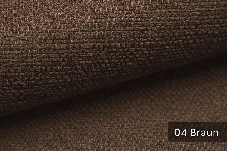 novely gotha leicht grob gewebter polsterstoff m belstoff farbe 04 braun novely. Black Bedroom Furniture Sets. Home Design Ideas