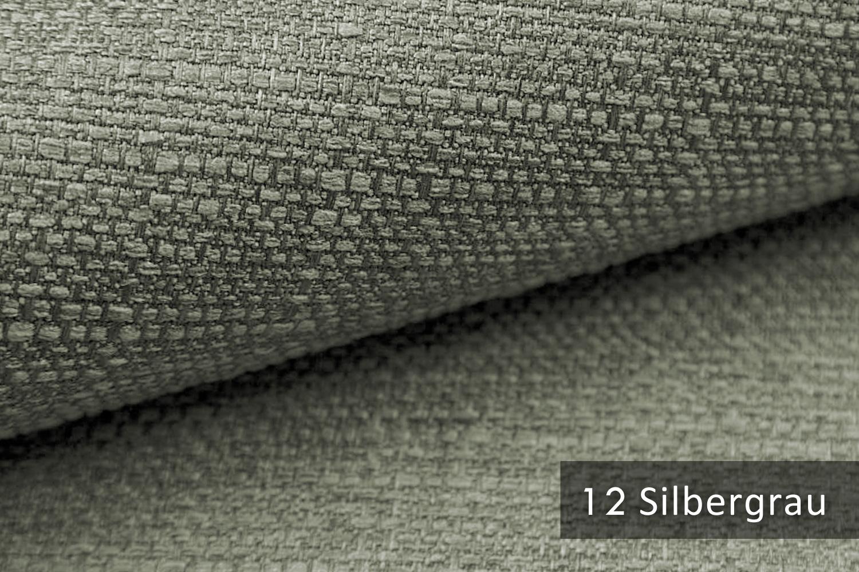 novely gotha leicht grob gewebter polsterstoff m belstoff farbe 12 silbergrau novely. Black Bedroom Furniture Sets. Home Design Ideas