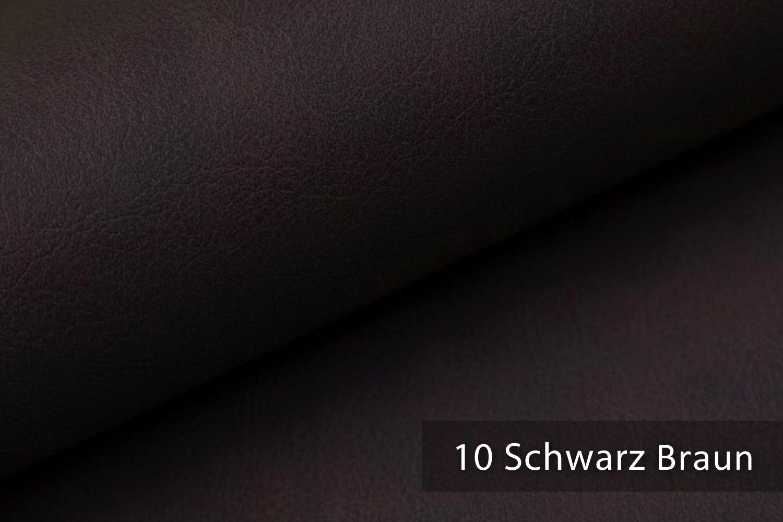 novely konstanz vintage living kunstleder retro style farbe 10 schwarz braun novely. Black Bedroom Furniture Sets. Home Design Ideas