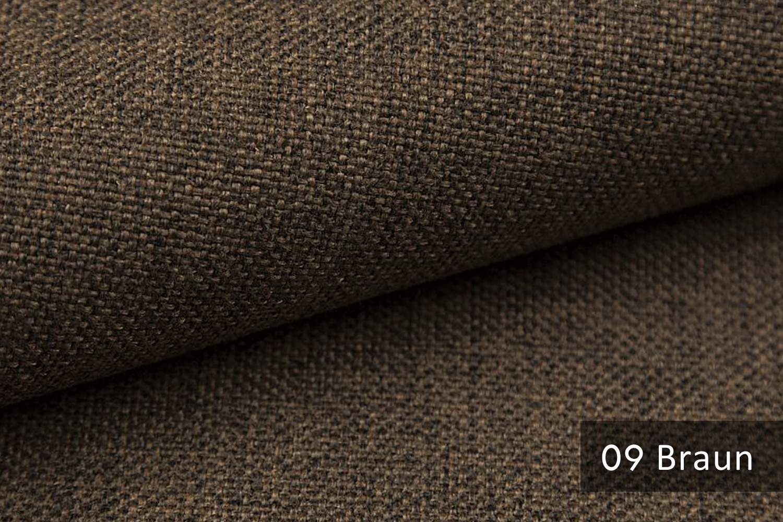 novely lehr leicht grob gewebter polsterstoff meliert m belstoff 09 braun novely. Black Bedroom Furniture Sets. Home Design Ideas