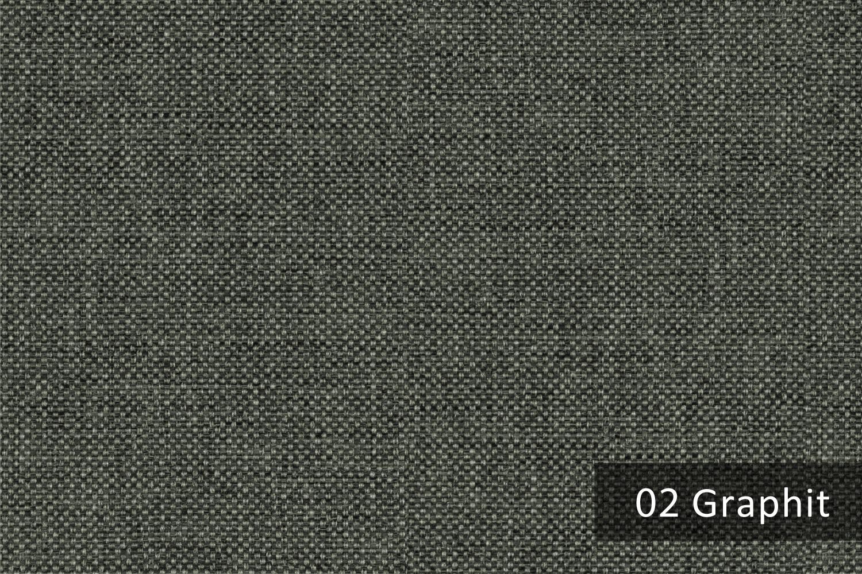 novely oxford 330d leinenlook farbe 02 graphit novely. Black Bedroom Furniture Sets. Home Design Ideas