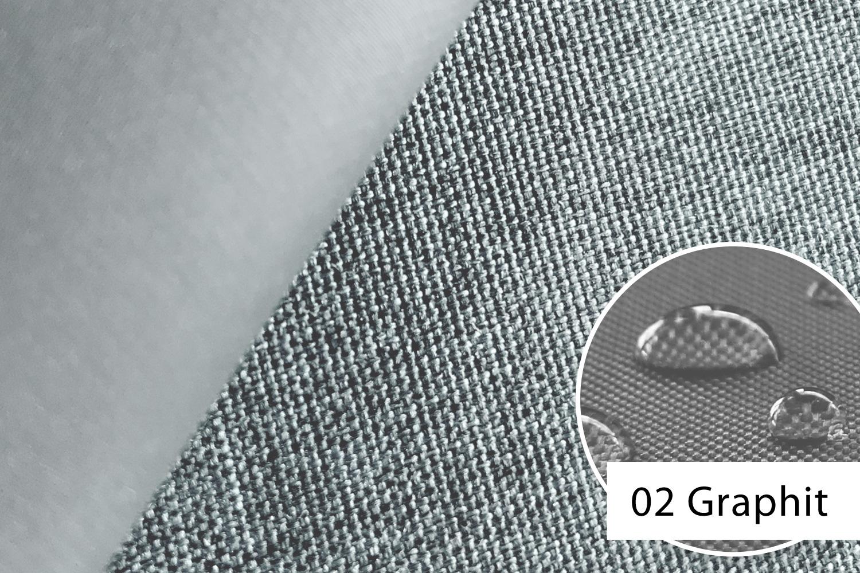 Novely Oxford 660d M Lange Polyester Stoff Pvc
