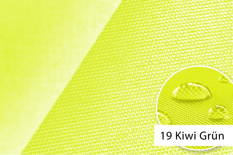 novely oxford 660d m lange polyester stoff pvc wasserdicht farbe 19 kiwi gr n novely. Black Bedroom Furniture Sets. Home Design Ideas