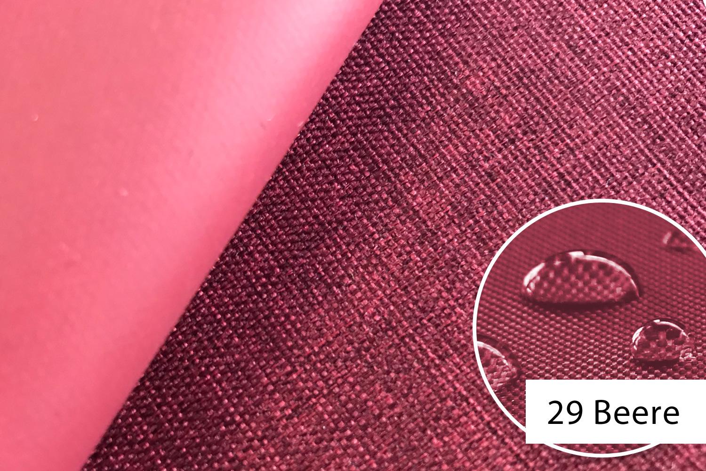 Verzauberkunst Farbe Beere Sammlung Von Novely® Oxford 660d Mélange Polyester Stoff Pvc