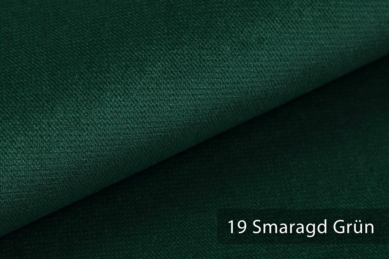 Limettengrün Farbe novely® passau | samtig weicher chenille möbelstoff | farbe 19