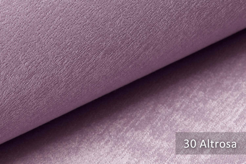 Novely Platin Eleganter Glänzender Möbelstoff Ultra Clean