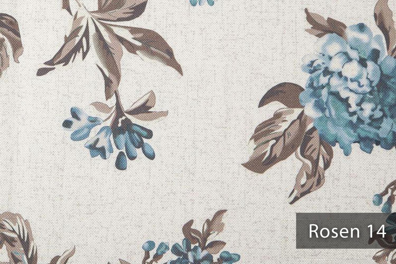 Bezaubernd Hanau Möbel Galerie Von Novely® Rosen Polsterstoff Mit Rosenprint | 14