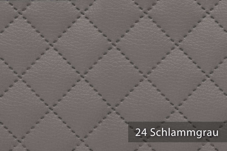 KARO M/öbelstoff Premium Volumen Polsterstoff 01 Beige NOVELY/® Soltau Kunstleder 3-LAGIG gesteppt kaschiert